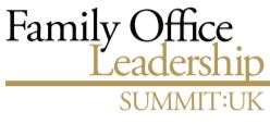 Family Office Summit UK